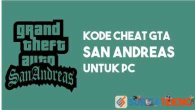 Photo of Kode Cheat GTA San Andreas PC