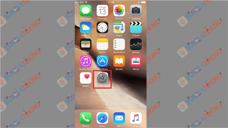 Langkah 1. Cara Cek Serial Number iPhone