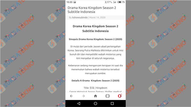 Pilih Drama Korea Kshowsubindo yang Didownload