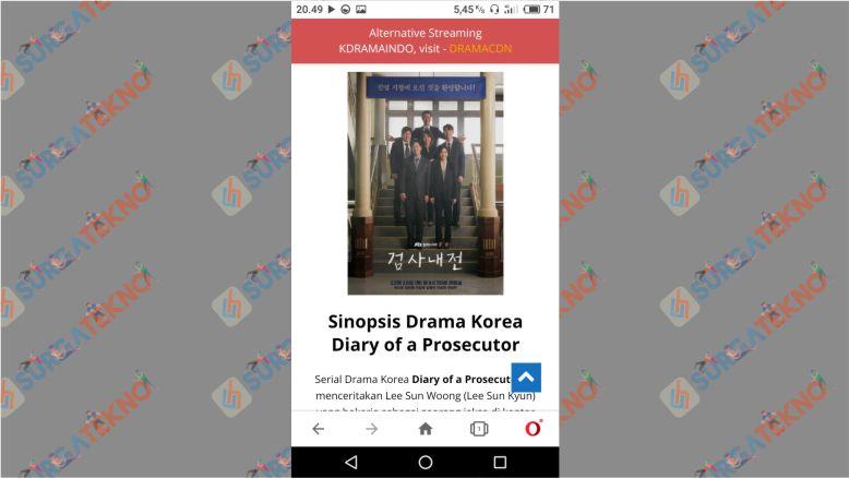 Pilih Judul Drama Korea yang Ingin Didownload Lewat Kdramaindo