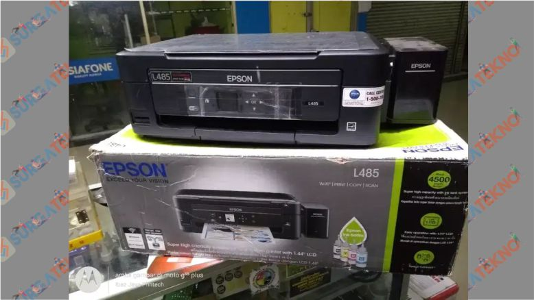 Printer All in One - Epson L485