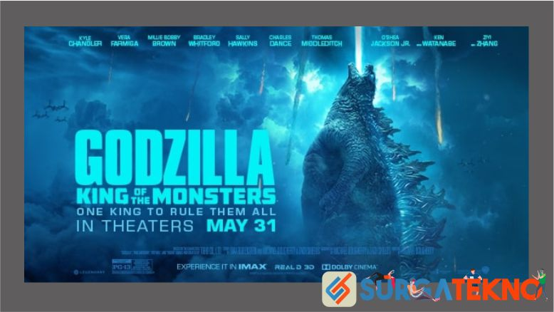 Review Film Godzilla - King of The Monsters (2019)