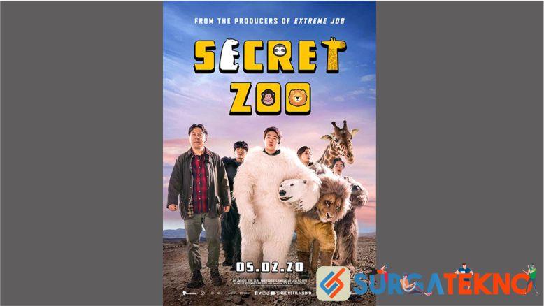 Review Film Korea Secret Zoo