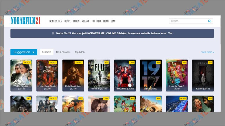 Situs NobarFilm21