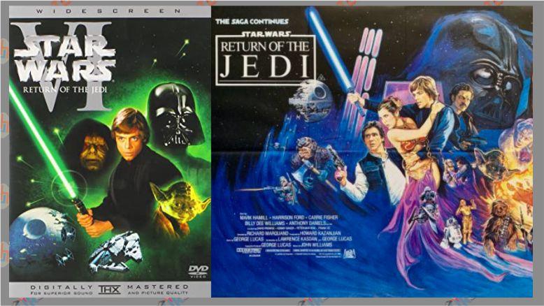 Star Wars Episode VI Return of Jedi