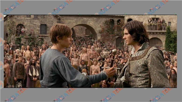 The Chronicles of Narnia - Prince Caspian (2008)