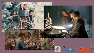 Urutan Film The Chronicles of Narnia