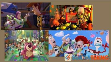 Photo of Urutan Film Toy Story Awal Hingga Terakhir