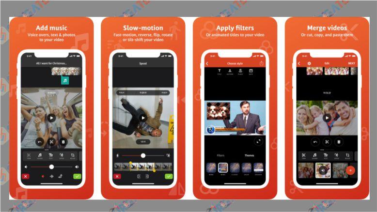 Videoshop - Video Editor iOS