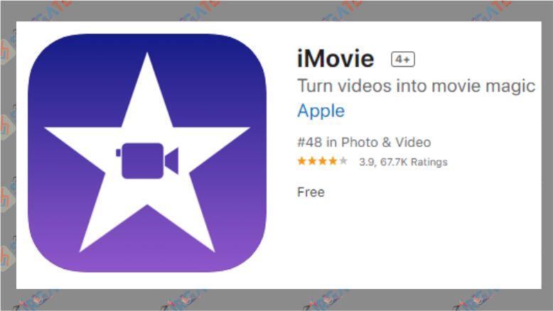 iMovie - Aplikasi Edit Video untuk iPhone