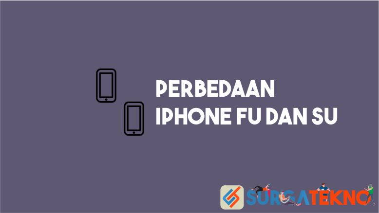 iPhone FU dan SU
