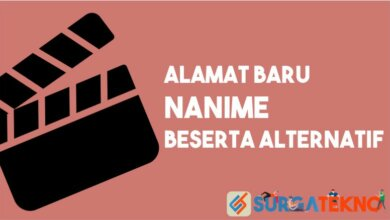 Photo of Alamat Baru Nanime Beserta Alternatif