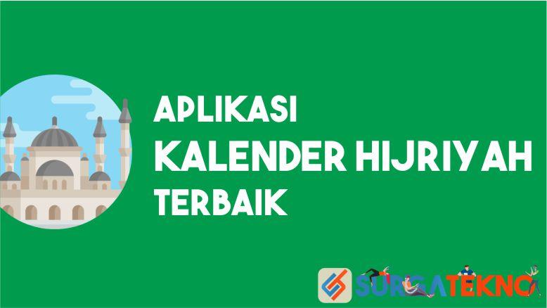 Aplikasi Kalender Hijriyah