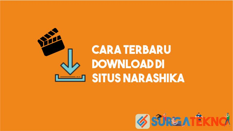 Cara Download di Narashika