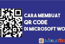 Photo of Cara Membuat QR Code di Word