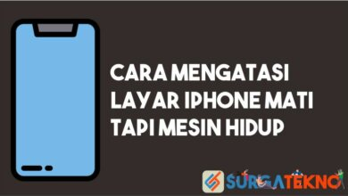 Photo of Penyebab dan Cara Mengatasi Layar iPhone Mati Tapi Mesin Hidup