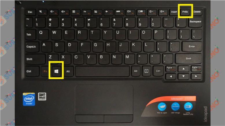 Cara Screenshot Lenovo Smartphone Dan Laptop