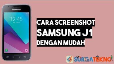 Photo of Cara Screenshot Samsung J1 [Tombol atau Aplikasi]