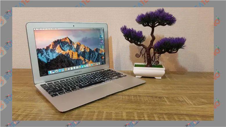 Desain Macbook Air - Perbedaan Segi Desain