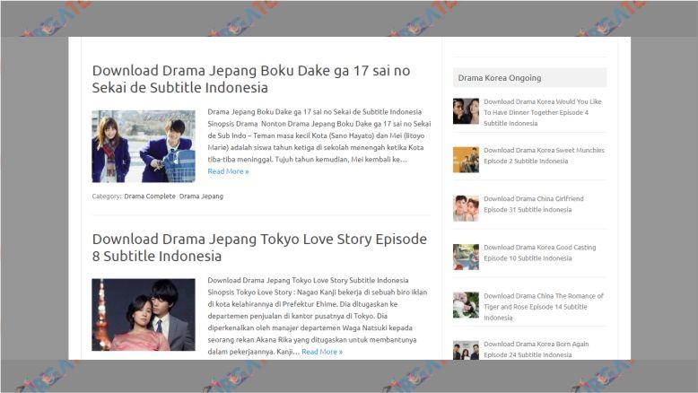 Download Drama Jepang di inidramaku.net