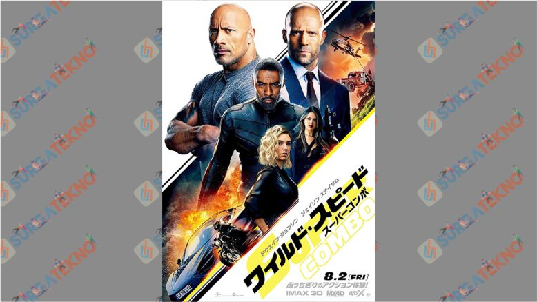 Fast and Furious Presents Hobbs and Shaw (2019)