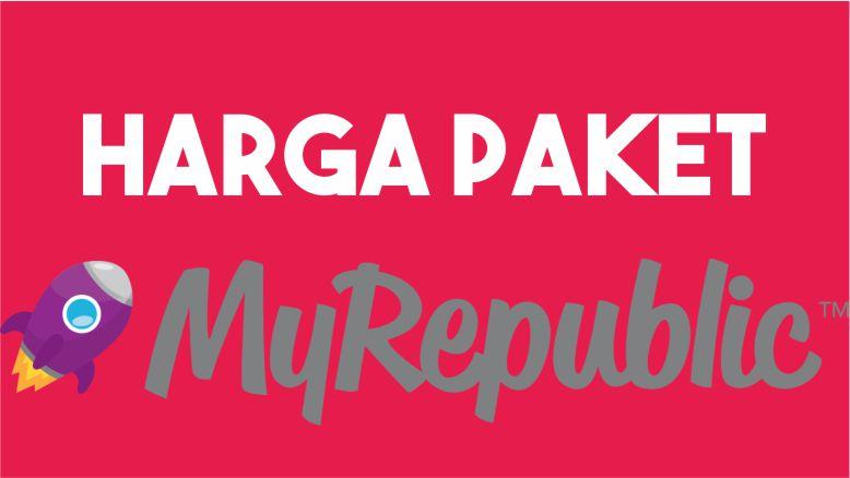 Harga Paket MyRepublic