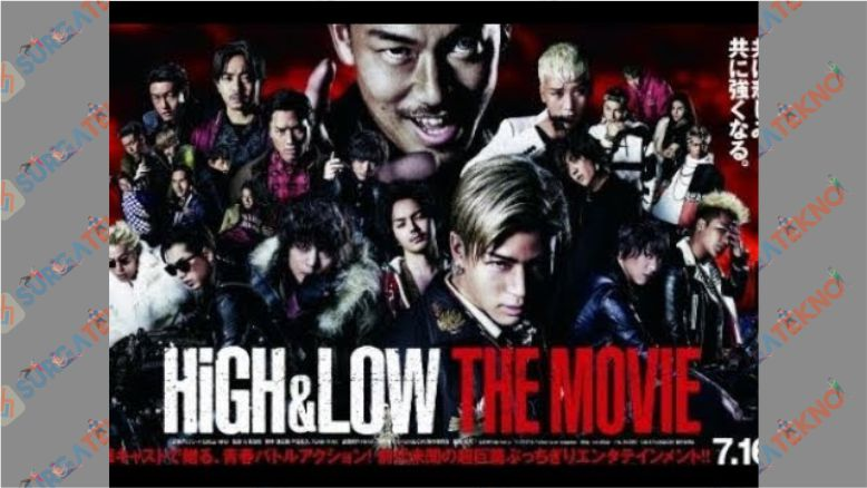High and Low - The Movie (2016)