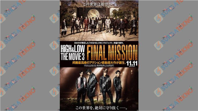 High and Low The Movie 3 - Final Mission (2017)