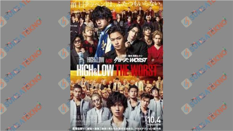 High and Low The Worst (2019)