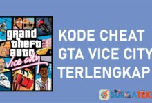 Kode Cheat GTA Vice City