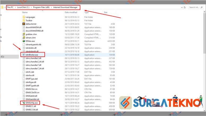 Mematikan Update IDM dengan Rename File idmBroker
