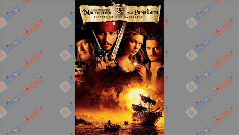 Pirates of the Caribbean : The Curse of the Black Pearl (2003)