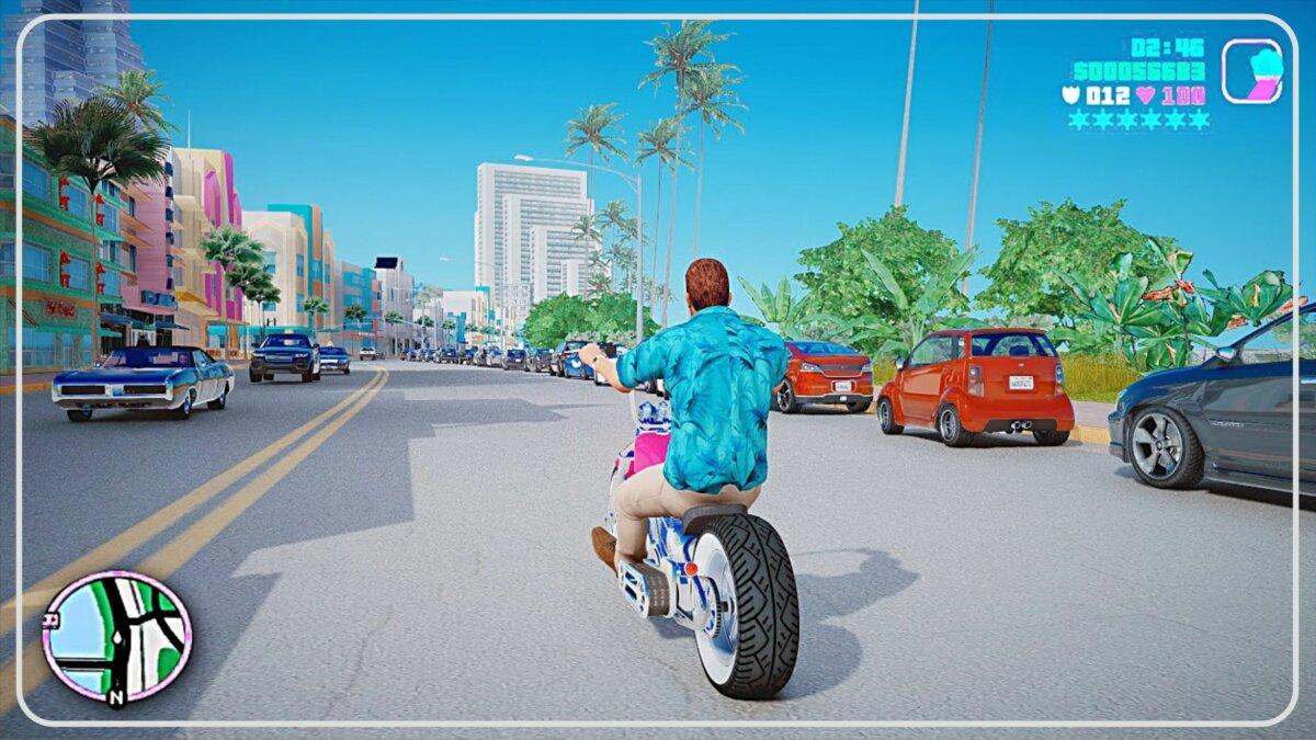 Serunya Main GTA Vice City