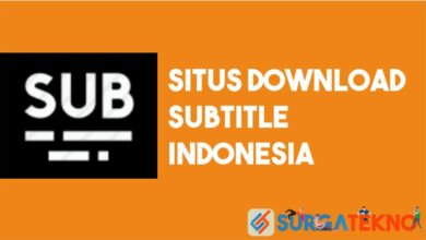 Photo of 10 Situs Download Subtitle Indonesia Terbaik