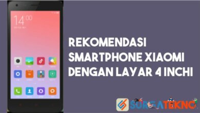 Photo of 10 [Rekomendasi] Smartphone Xiaomi Layar 4 Inchi