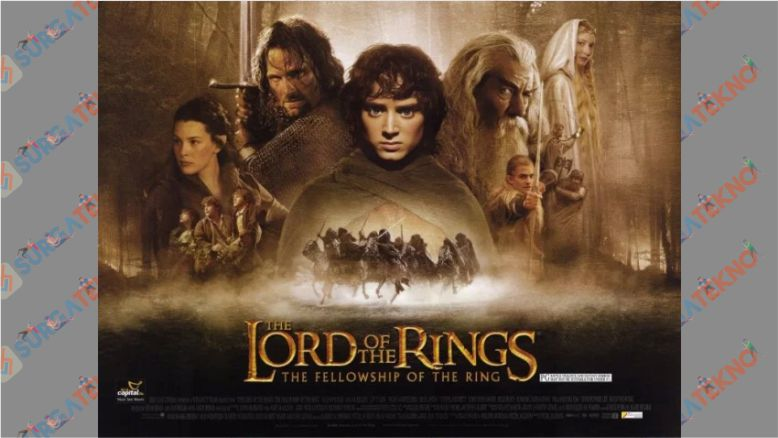 The Lord of the Rings - The Fellowship of the Ring (2001)