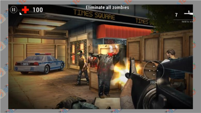 UNKILLED - Zombie Mutiplayer Shooter