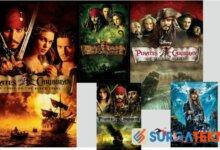 Urutan Film Pirates of the Caribbean
