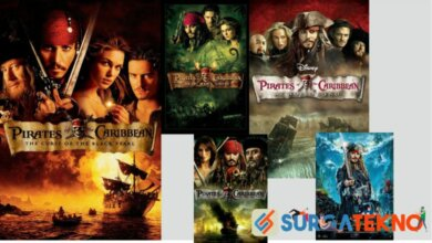 Photo of 5 Urutan Film Pirates of the Caribbean Beserta Sinopsis