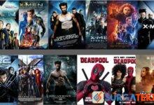 Urutan Film X-Men