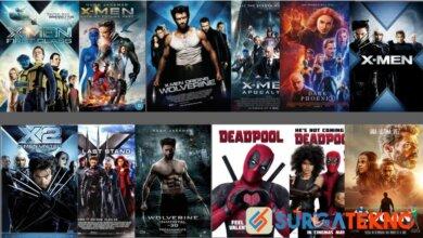 Photo of 12 Urutan Film X-Men Dari Awal Hingga Akhir