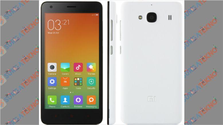 Xiaomi Redmi 2 didukung dengan layar 4,7 inchi