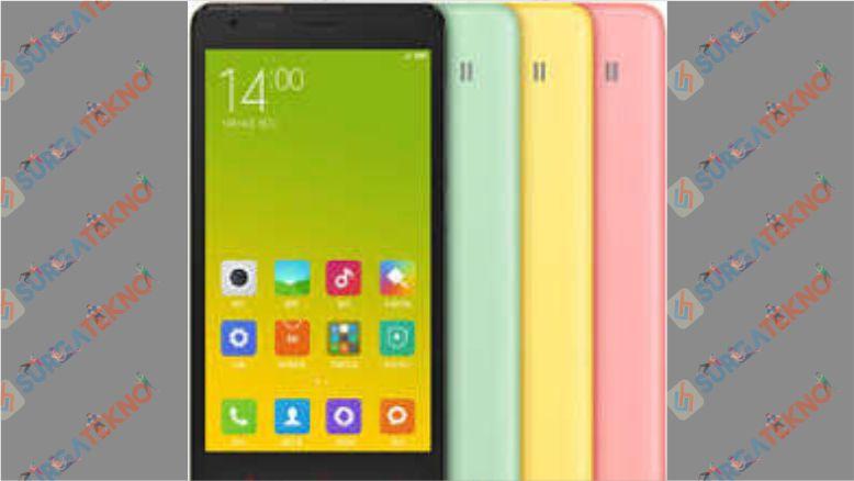 Xiaomi Redmi 2A dengan layar 4,7 inchi