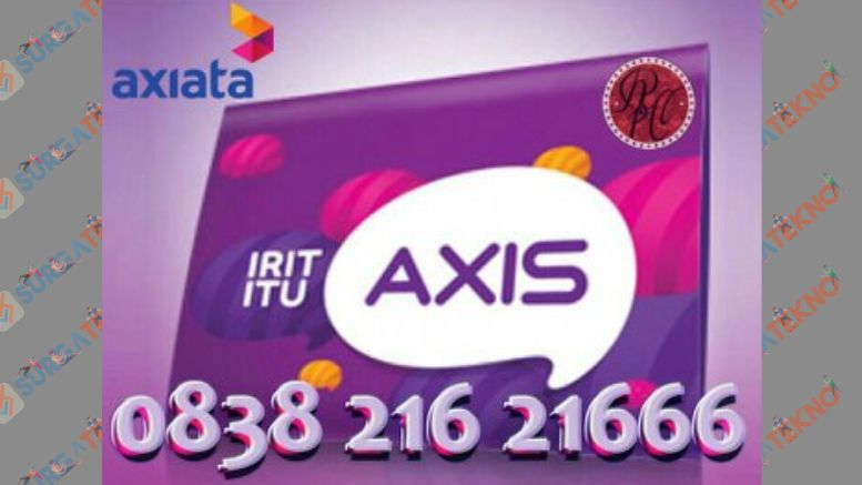 0838 Itu Milik Provider Axis
