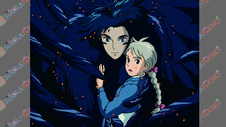 Animasi Howl's Moving Castle (2004)