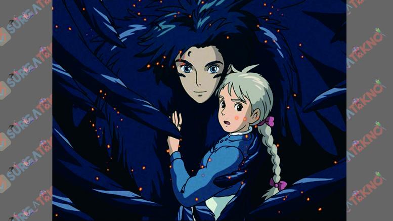 Animasi Howl's Moving Castle (2004)