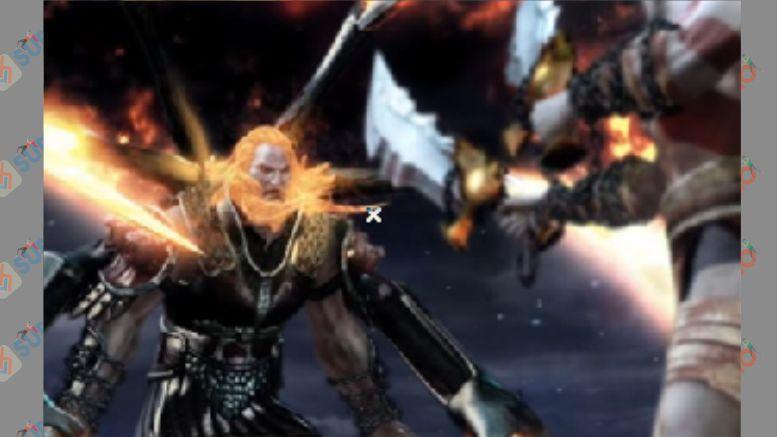 Ares - Boss God of War