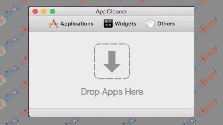 Bukalah AppCleaner