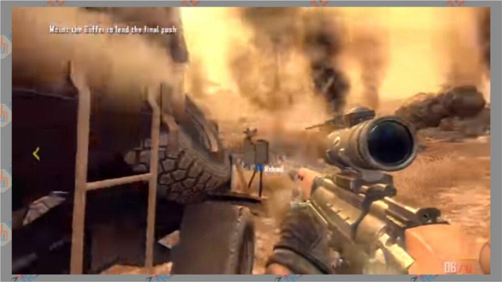 Call of Duty Black Ops II - Game PC untuk RAM 2 GB