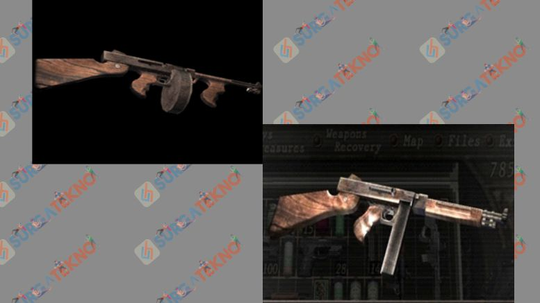 Chicago Typewriter Resident Evil 4